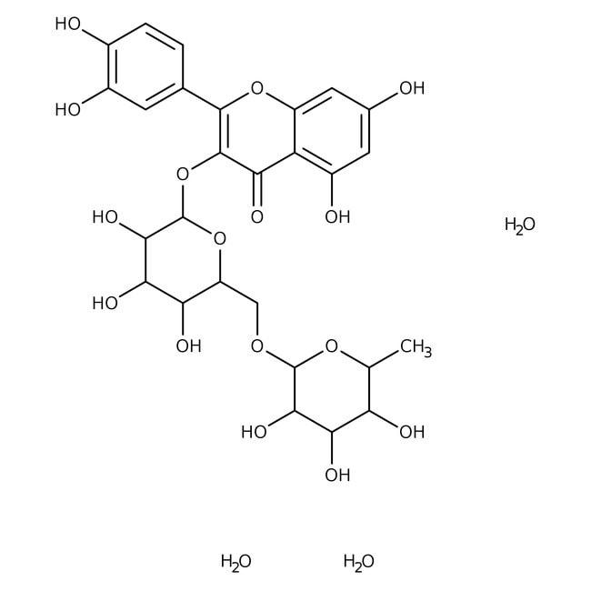 Rutin Hydrate 98.0 %, TCI America