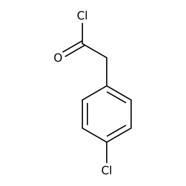 4-Chlorophenylacetyl chloride, 96%, ACROS Organics™