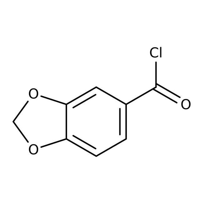 Piperonyloyl chloride, 98%, ACROS Organics