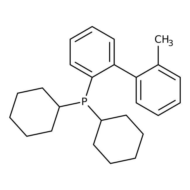2-(Dicyclohexylphosphino)-2-methylbiphenyl, 98%, ACROS Organics