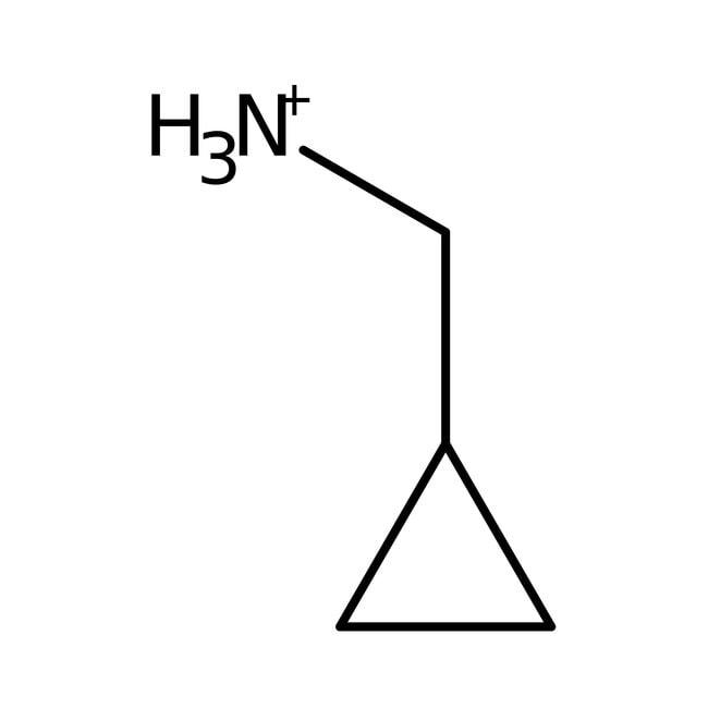 (Aminomethyl)cyclopropane, 97%, ACROS Organics™