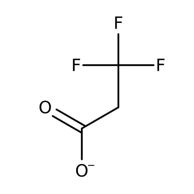 3,3,3Trifluoressigsäure, 98%, Acros Organics™ 5ml-Glasflasche 3,3,3Trifluoressigsäure, 98%, Acros Organics™