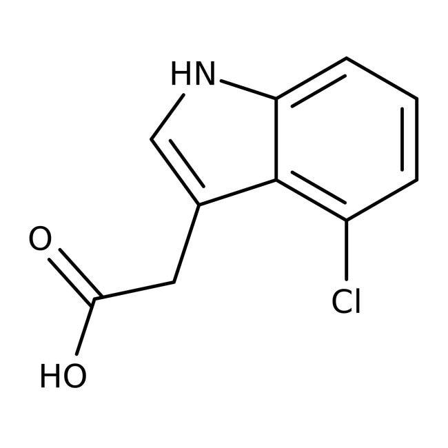 Alfa Aesar™4-Chloroindole-3-acetic acid, 95%