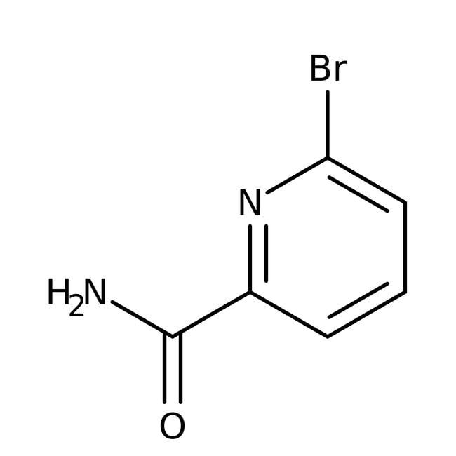 Alfa Aesar™6-Brompyridin-2-carboxamid, 97% 1g Alfa Aesar™6-Brompyridin-2-carboxamid, 97%