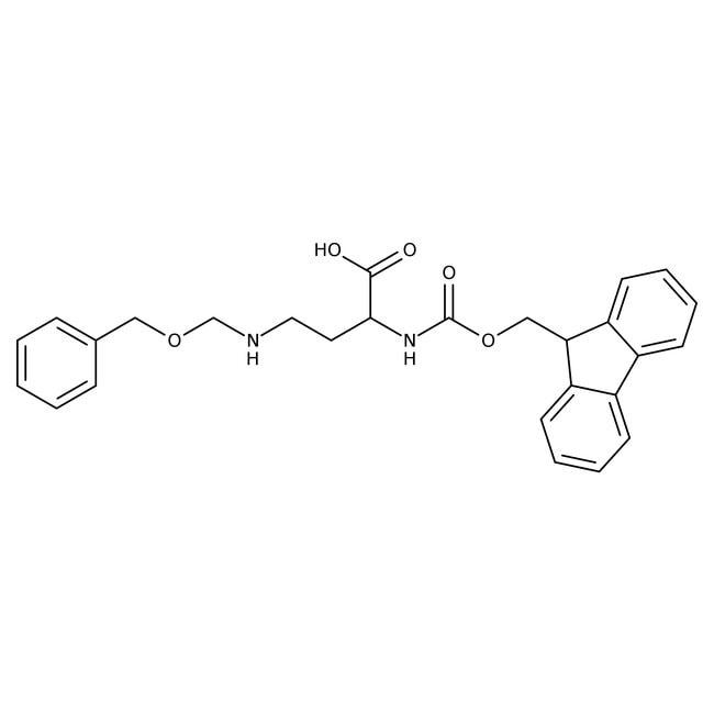 Alfa Aesar™(S)-4-Benzyloxycarbonylamino-2-(Fmoc-amino)Butyrinsäure, 95% 250mg Alfa Aesar™(S)-4-Benzyloxycarbonylamino-2-(Fmoc-amino)Butyrinsäure, 95%