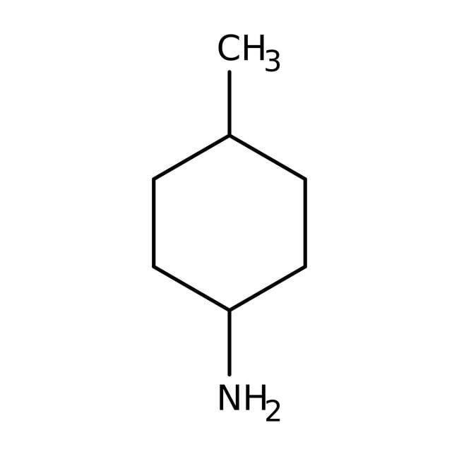 trans-4-Methylcyclohexylamine 98.0 %, TCI America
