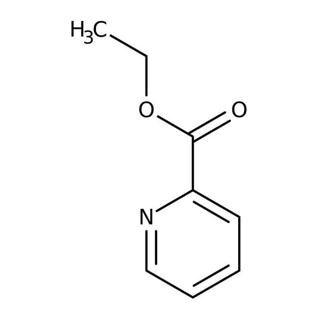 Ethyl picolinate, 99%, Acros Organics