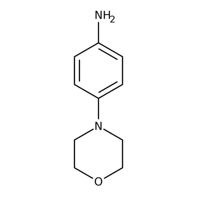 4-Morpholinoaniline, 97%, Maybridge