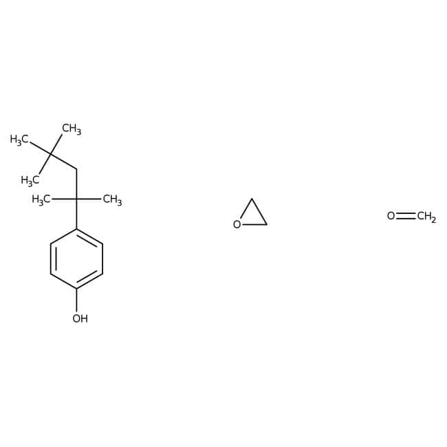 Tyloxapol, USP, Spectrum