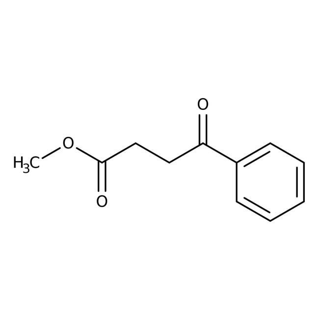 Alfa Aesar™Methyl 3-benzoylpropionate, 98% 25g Alfa Aesar™Methyl 3-benzoylpropionate, 98%