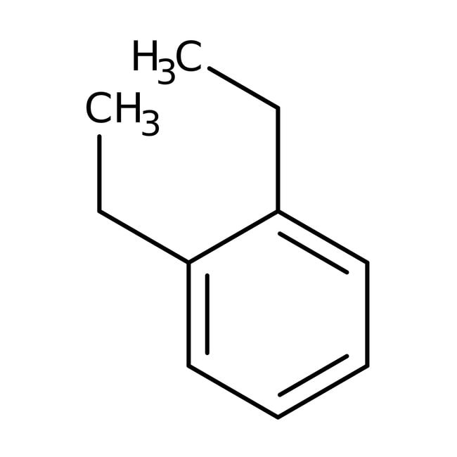 Diethylbenzene, Mixture of o-, m- and p-isomers, Sum Min. 95%, ACROS Organics™