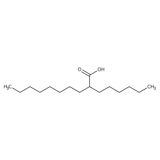 2-Hexyldecanoic Acid 98.0 %, TCI America