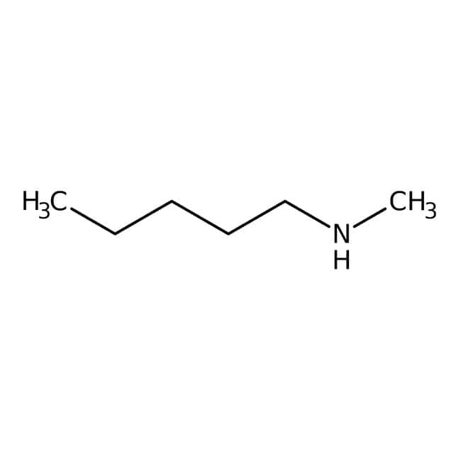 Alfa Aesar™N-Methylpentylamine, 98% 10g Alfa Aesar™N-Methylpentylamine, 98%