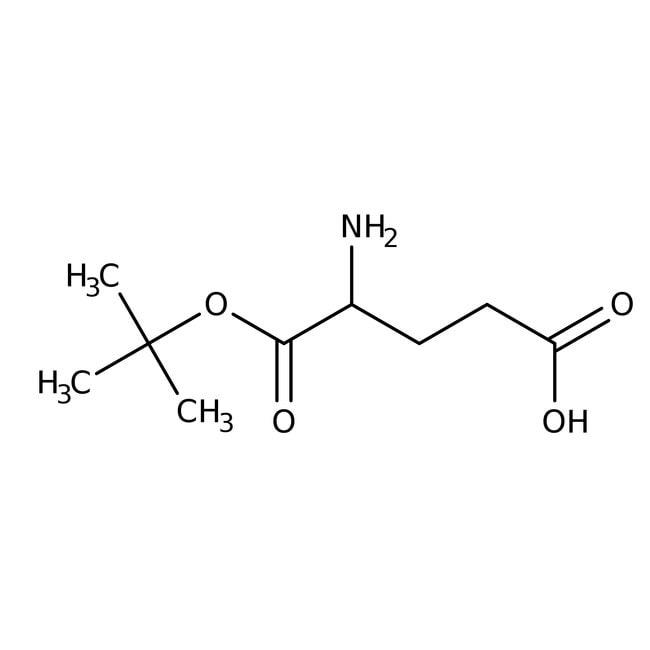 Alfa Aesar™D-Glutamic acid 1-tert-butyl ester, 98% 5g Alfa Aesar™D-Glutamic acid 1-tert-butyl ester, 98%