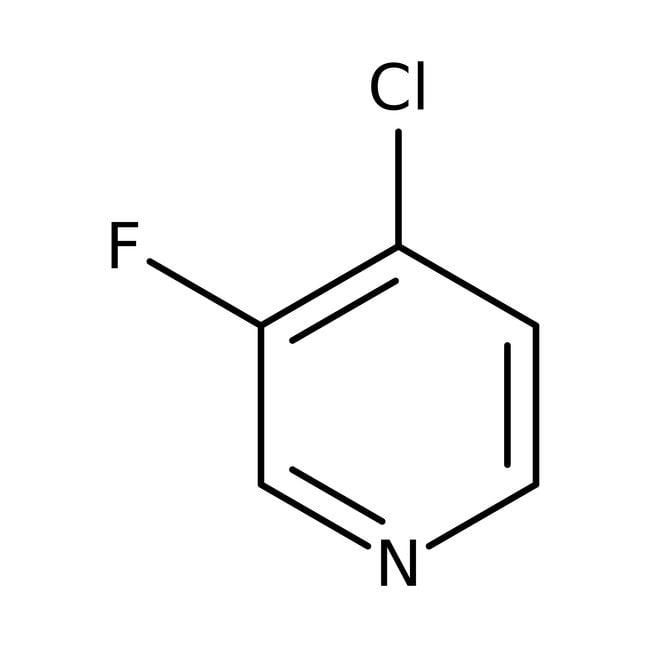 4-Chloro-3-fluoropyridine, 95%, Acros Organics