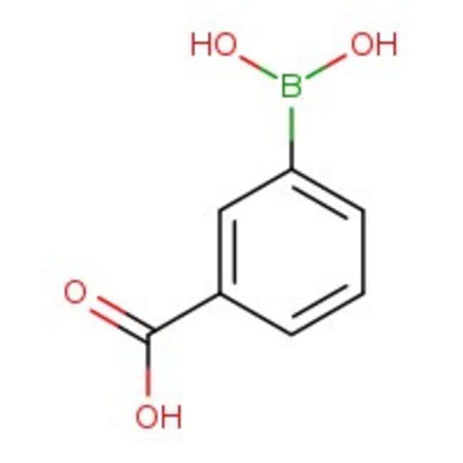 3-Carboxyphenylboronic acid, 97%, Acros Organics