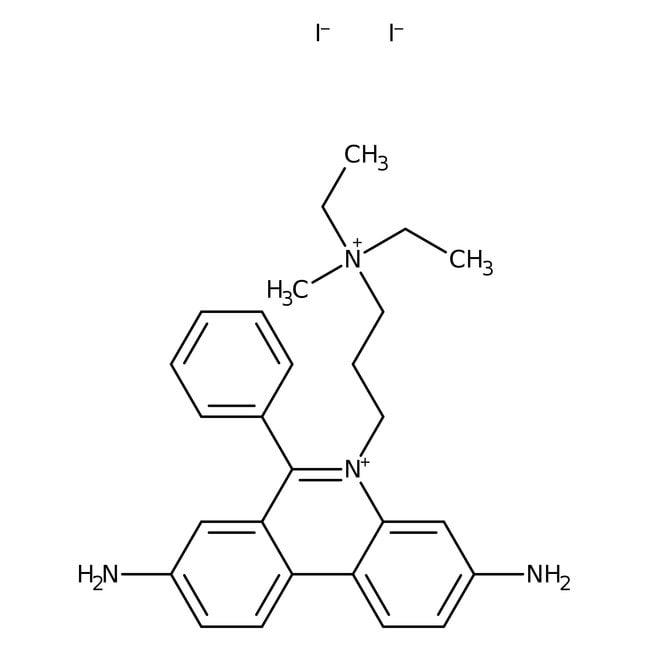 Propidium iodide, 95%, ACROS Organics™