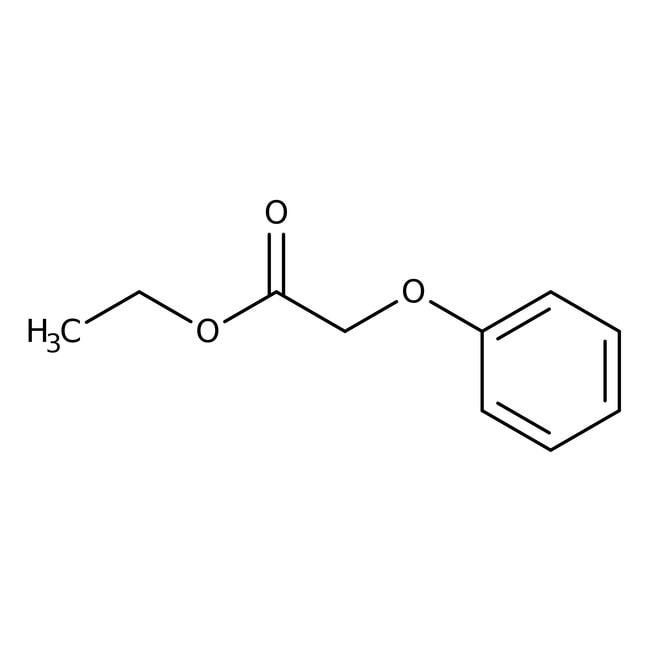Ethyl phenoxyacetate, 98%, ACROS Organics