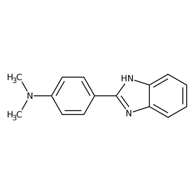 2-[4-(Dimethylamino)phenyl]benzimidazole, 95%, Alfa Aesar