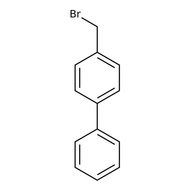 4-(Bromomethyl)biphenyl, 96%, Acros Organics