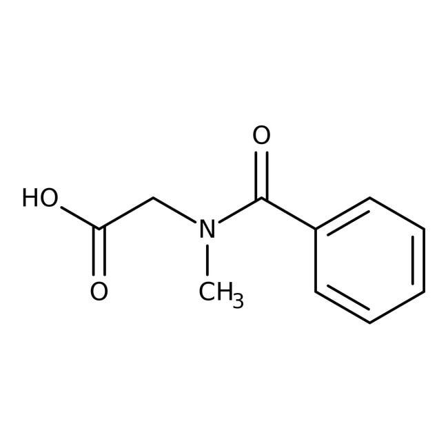 N-Methylhippuric acid, 99%, ACROS Organics™