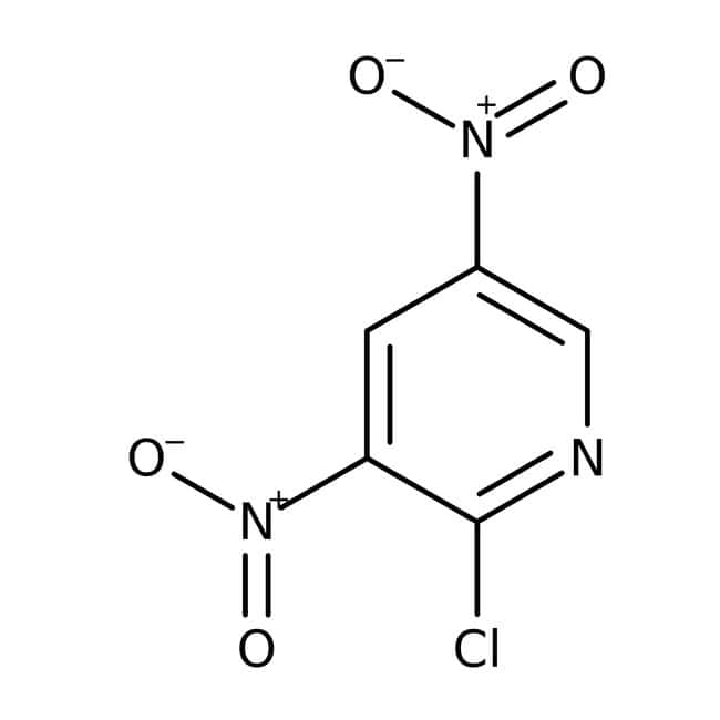 2-Chloro-3,5-dinitropyridine, 98  , Acros Organics