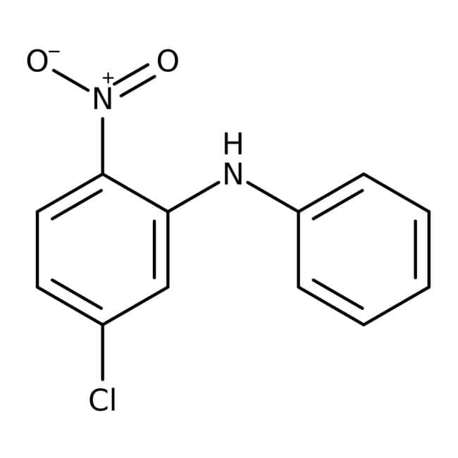Alfa Aesar  5-Chloro-2-nitrodiphenylamine, 98%