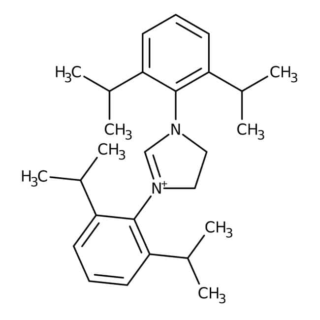 1,3-Bis(2,6-diisopropylphenyl)imidazolidinium chloride, 90%, ACROS Organics