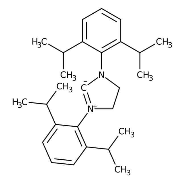 1,3-Bis(2,6-diisopropylphenyl)imidazolidin-2-ylidene 98.0 %, TCI America