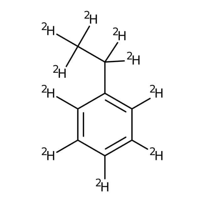 Ethylbenzene-d10, for NMR, packaged in ampoules, 99+ atom% D, Thermo Scientific™