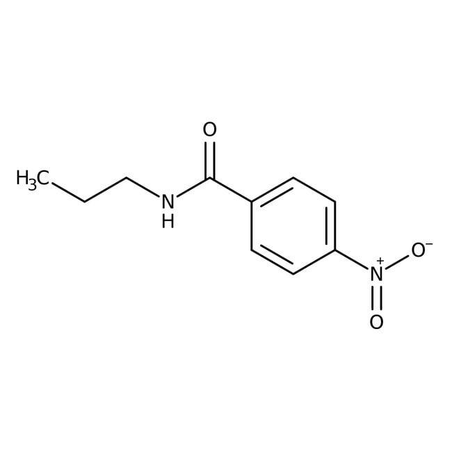 Alfa Aesar™4-Nitro-N-n-propylbenzamide, 97%