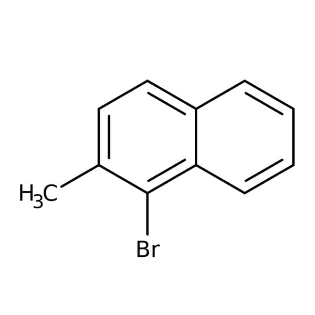 1-Bromo-2-methylnaphthalene, 90%, technical, ACROS Organics