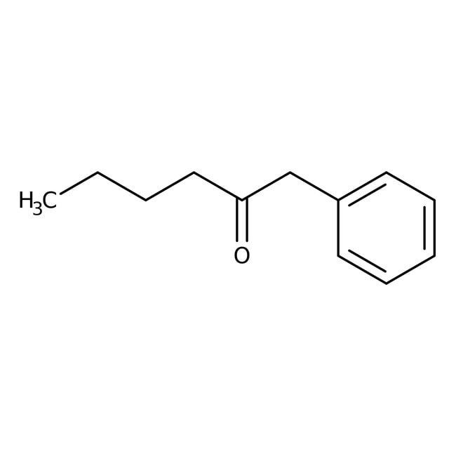 Alfa Aesar™1-Fenil-2-hexanona, 95% 5g Alfa Aesar™1-Fenil-2-hexanona, 95%