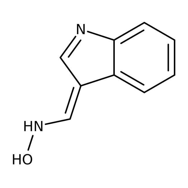 Alfa Aesar™Indole-3-carboxaldoxime, 97%