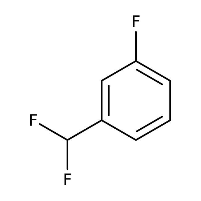 3-(Difluoromethyl)-1-fluorobenzene, 97%, ACROS Organics™