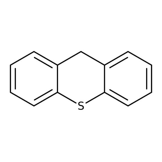 Thioxanthene, 98%, Acros Organics 5g; Glass bottle Thioxanthene, 98%, Acros Organics