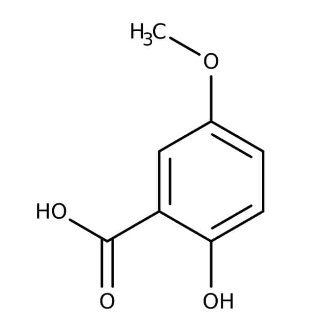 5-Methoxysalicylic Acid 98.0+%, TCI America™