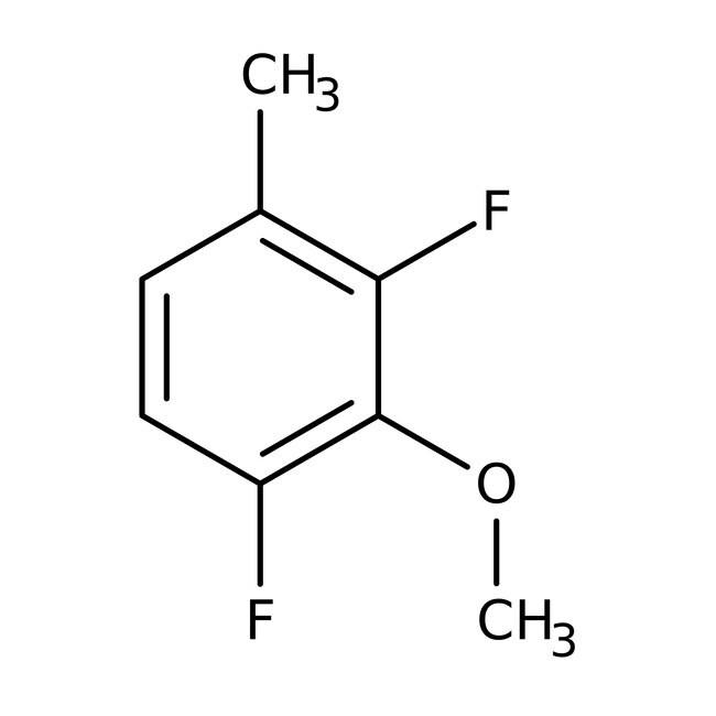 Alfa Aesar™2,6-difluoro-3-méthylanisole, 97% 1g Alfa Aesar™2,6-difluoro-3-méthylanisole, 97%