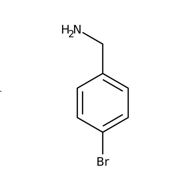 4-Bromobenzylamine hydrochloride, 98%, ACROS Organics