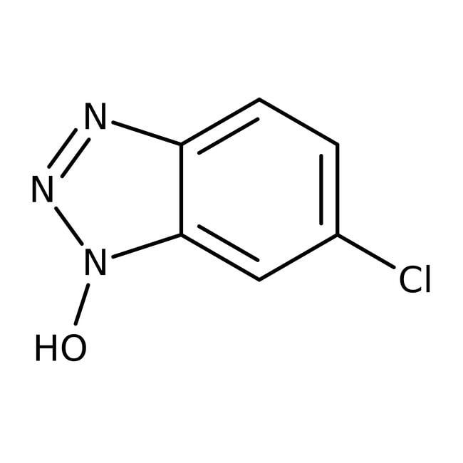 6-Chloro-1-hydroxy-1H-benzotriazole, 97%, ACROS Organics™