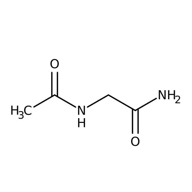 Alfa Aesar  N-Acetylglycinamide, 97%