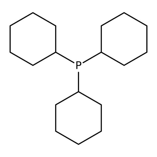 Alfa Aesar™Tricyclohexylphosphine, 96% 1g Alfa Aesar™Tricyclohexylphosphine, 96%
