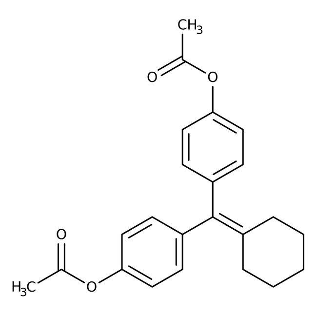 Cyclofenil, Tocris Bioscience™ 50mg Cyclofenil, Tocris Bioscience™