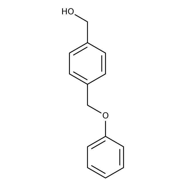 [4-(Phenoxymethyl)phenyl]methanol, 97%, Maybridge™ Amber Glass Bottle; 250mg prodotti trovati