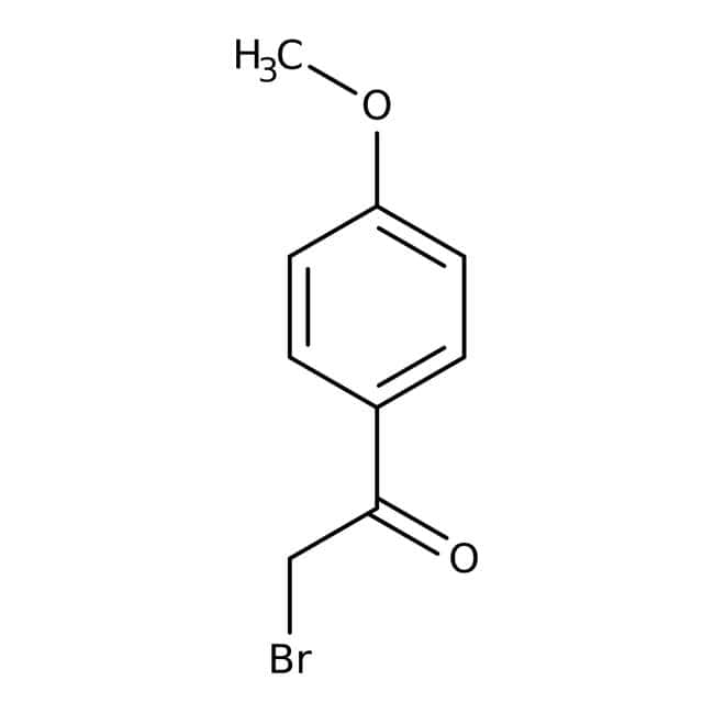 2-Bromo-4'-methoxyacetophenone, 98%, ACROS Organics™