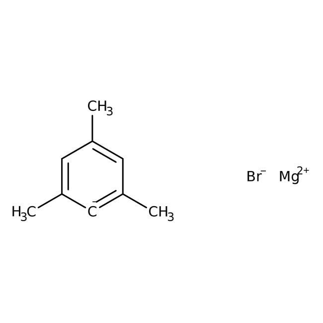 2-Mesitylmagnesium bromide, 1M solution in THF, AcroSeal , Acros Organics