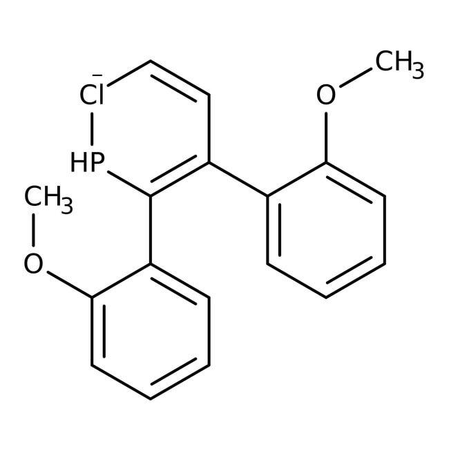 Alfa Aesar  Chlorobis(2-methoxyphenyl)phosphine, 98+%