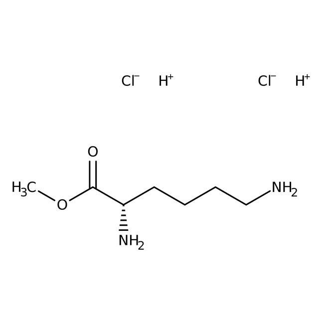 L-Lysine methyl ester dihydrochloride, 98%, Acros Organics