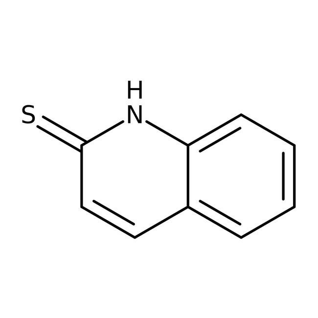 Alfa Aesar™Quinoline-2-thiol, 97%