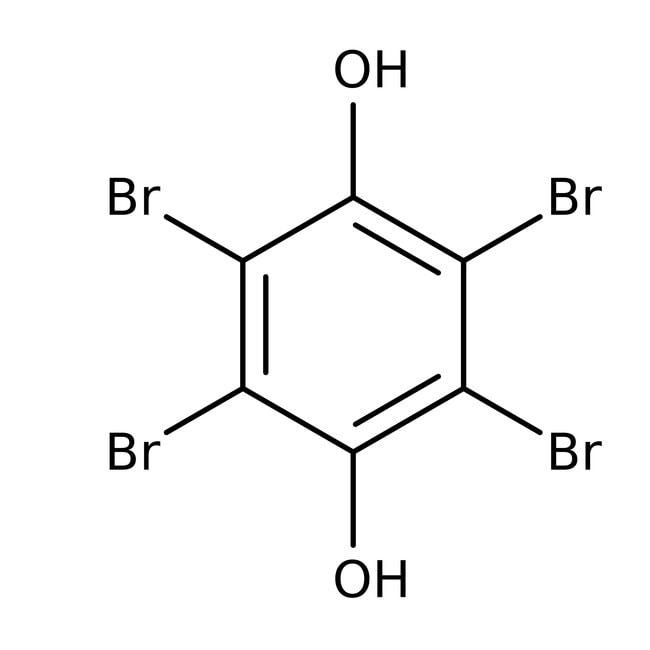 2,3,5,6-Tetrabromohydroquinone, 98%, ACROS Organics